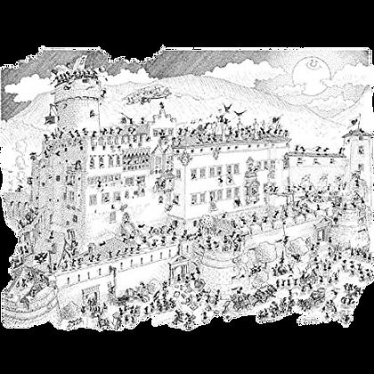 Puzzle delle formiche Château 1080p