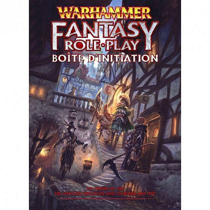Warhammer Jdr fantasy boîte d'initiation