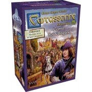 Carcassonne ext 6 - Comte, Roi et Brigand