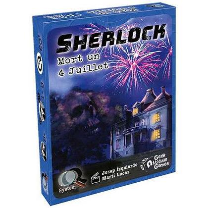 Sherlock systemMort un 4 juillet