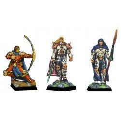 Figurines Fenryll Guerriers de la nuit