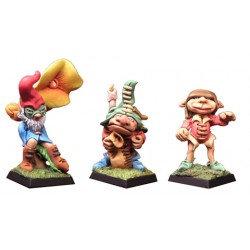Figurines Fenryll Les lutins