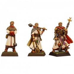 Figurines Fenryll Le prêtre