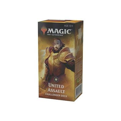 Magic Challenger Deck United Assault
