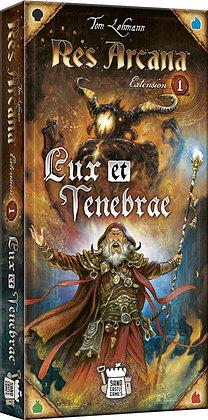 Res Arcana Lux et Tenebrae
