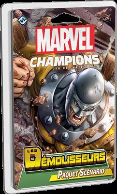 Marvel Champions Les démolisseurs