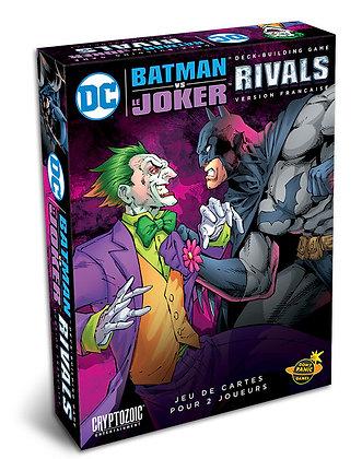 DC Comics Rivals Batman vs Le Joker