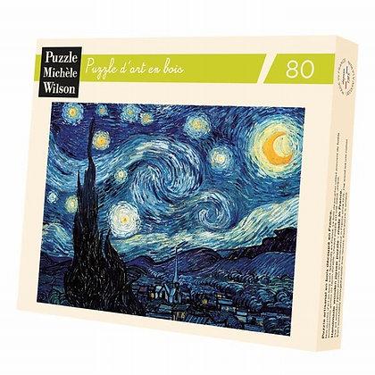 Puzzle Wilson 80p Nuit étoilée