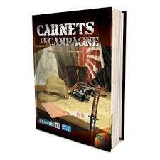 Mémoire 44 carnets de campagne vol2