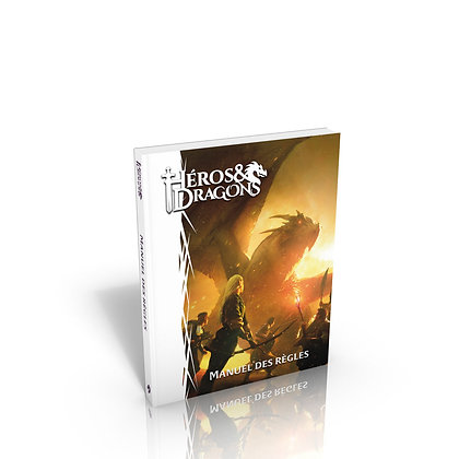 Héros & Dragons livre de base poche