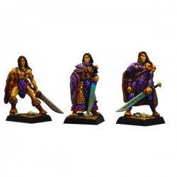 Figurines Fenryll Le barbare
