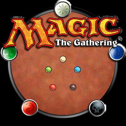 Magic Boosters de Relic tokens