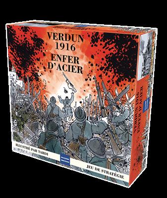 Verdun 1916 Enfer d'Acier