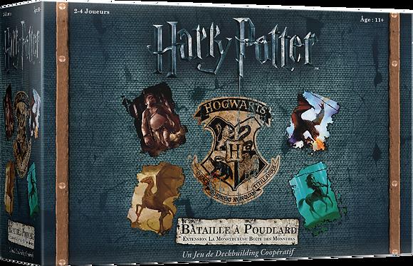 Harry Potter : La monstreuse Boite de Monstres