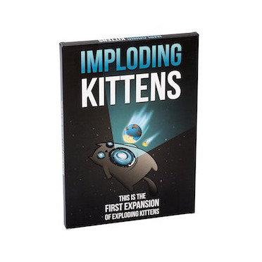 Exploding Kittens ext Imploding Kittens