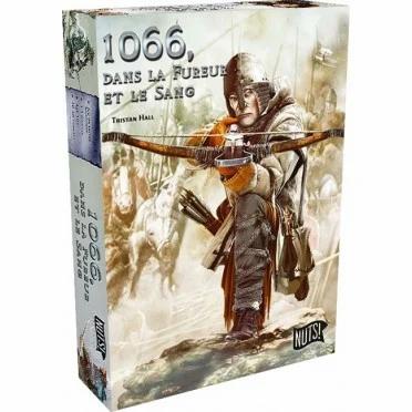 1066 Dans la fureur et dans le sang