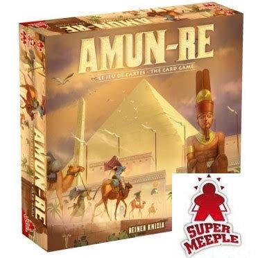 Amun-Re jeu de cartes
