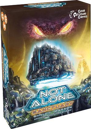 Not Alone ext Sanctuary