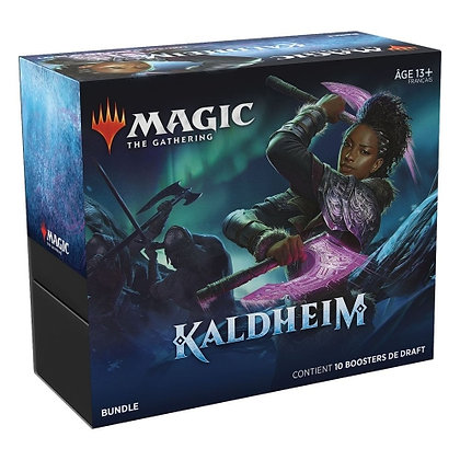 Magic bundle Kaldheim