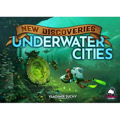 Underwater Cities ext New Discoveries