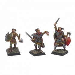 Figurines Fenryll Le guerrier