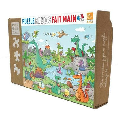 Puzzle Wison 24p Les Dinosaures