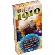 Les aventuriers du rail USA 1910