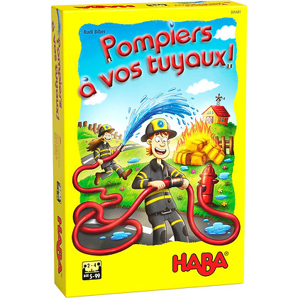 Pompiers, à vos tuyaux !