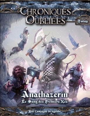 Chroniques Oubliées Fantasy - Anathazerïn