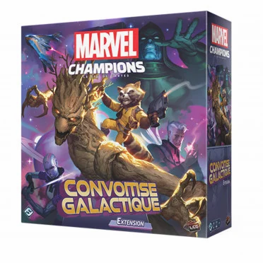 Marvel Champions Convoitise Galactique