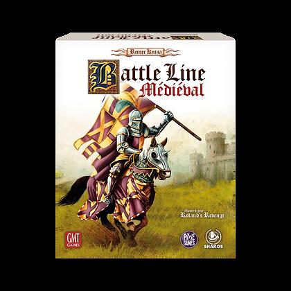 Battle line médieval