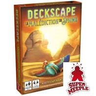 Deckscape La mélédiction du Sphinx