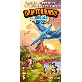 Draftosaurus ext Aerial Show