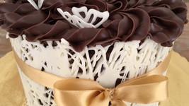 Dressed cake