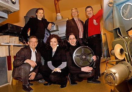 Das alte Filmclub Team