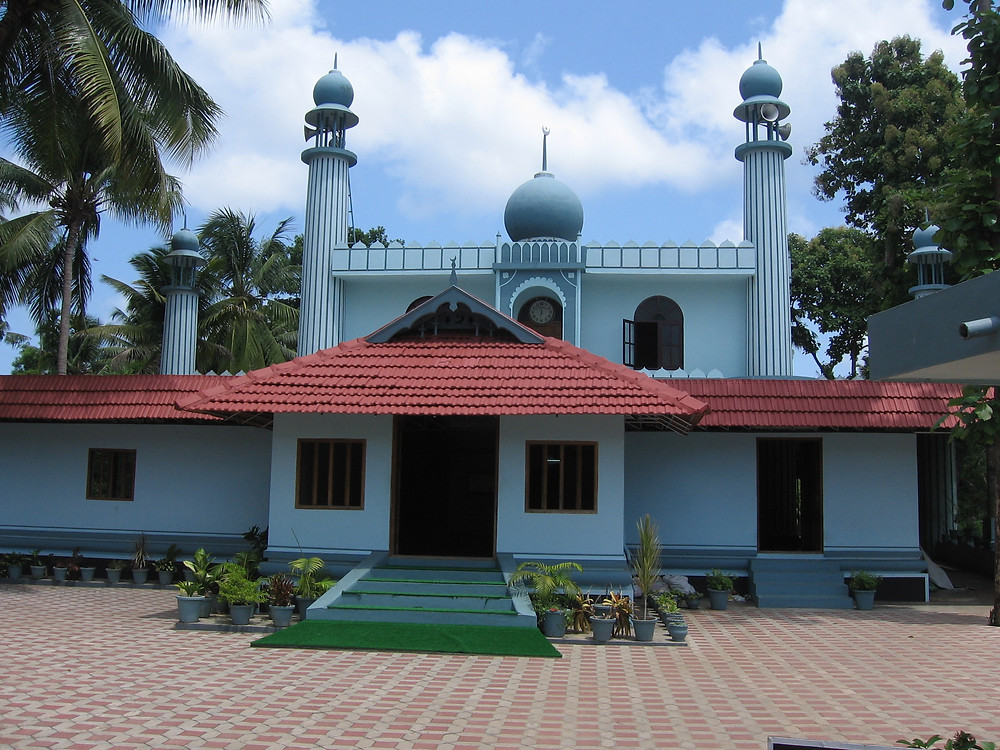 CHERAMAN MASJID, THE OLDEST MOSQUE IN INDIA