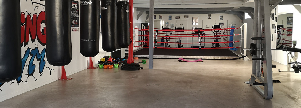 DEAUVILLE BOXING GYM