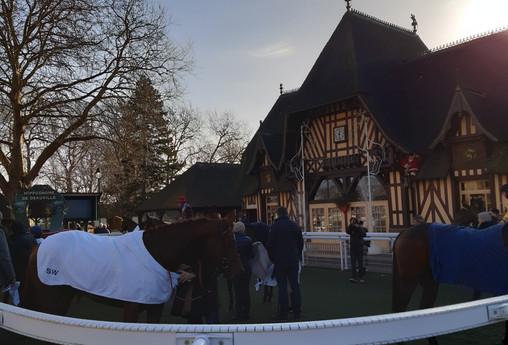 Deauville Hippodrome
