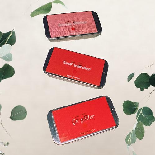 Eco-friendly lip balm