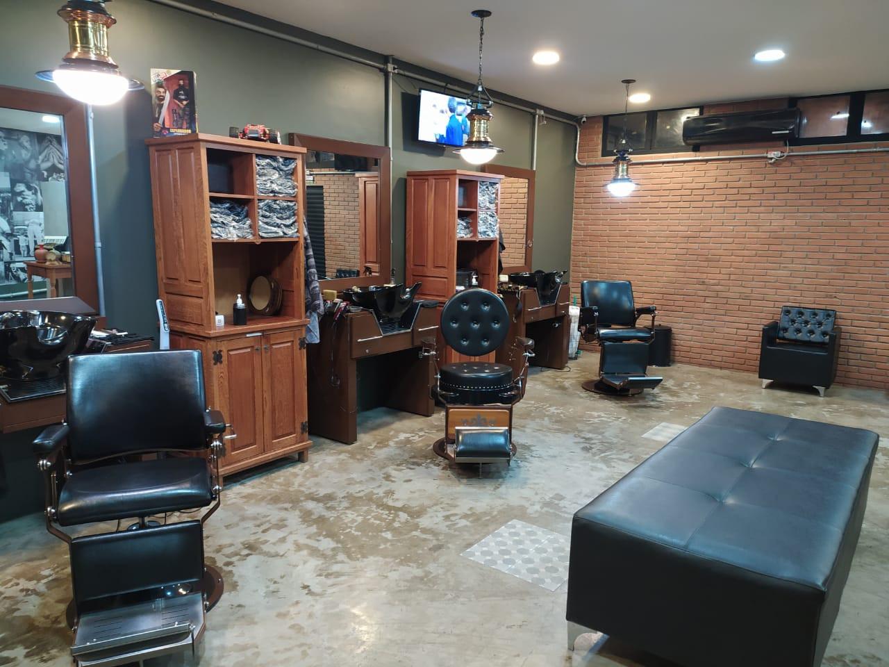 Barbearia Aprigio - Barbearia em Sumaré/SP