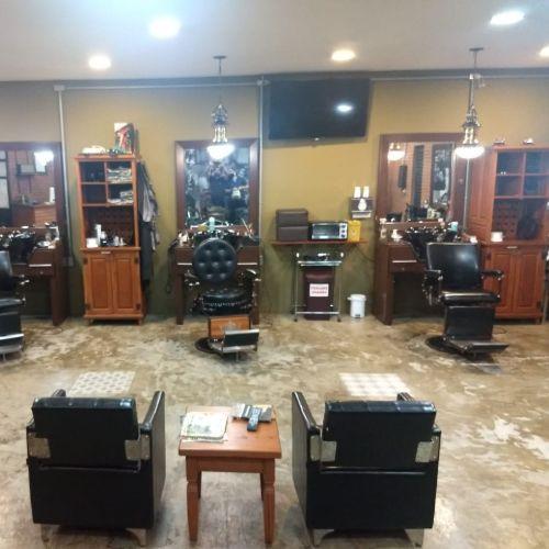 Barbearia Aprigio em Sumaré/SP - Foto Interna 4