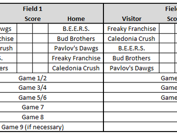 3rd Annual Father's Day Classic Schedule and Info