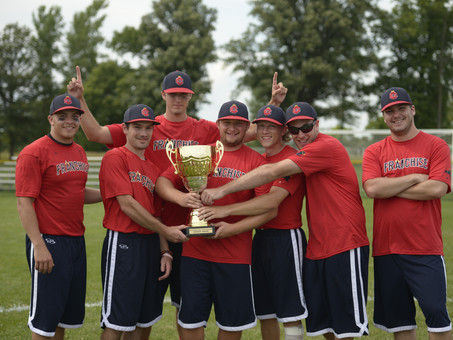 2016: Largest Tournament to Date with a Full 24 Leagues; OCWA Wins Second Cup With 13-0 Record