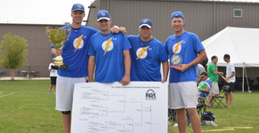 2013: Off to Soccer First in Dublin; Tampa Bay Wiffle Wins Rematch of 2012 Final