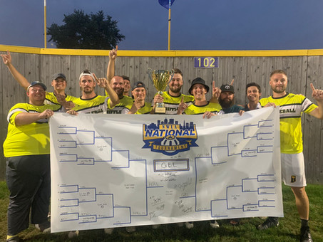 10th Times A Charm; Griffleball Hoists 2021 Cup In Hoosier State