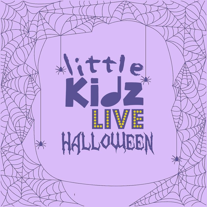Little Kidz Live Halloween (0-5)