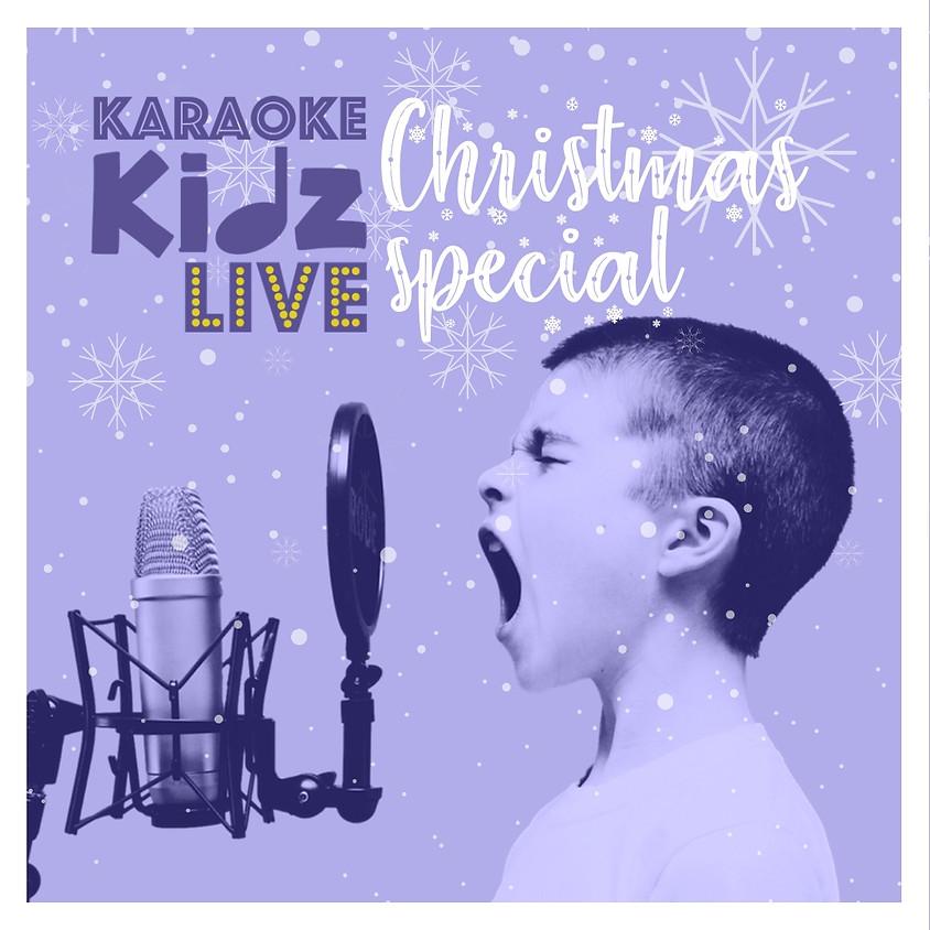 Karaoke Kidz Live Christmas Special (6-14)