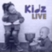 Kidz Live Weekly Baby and Toddler Music