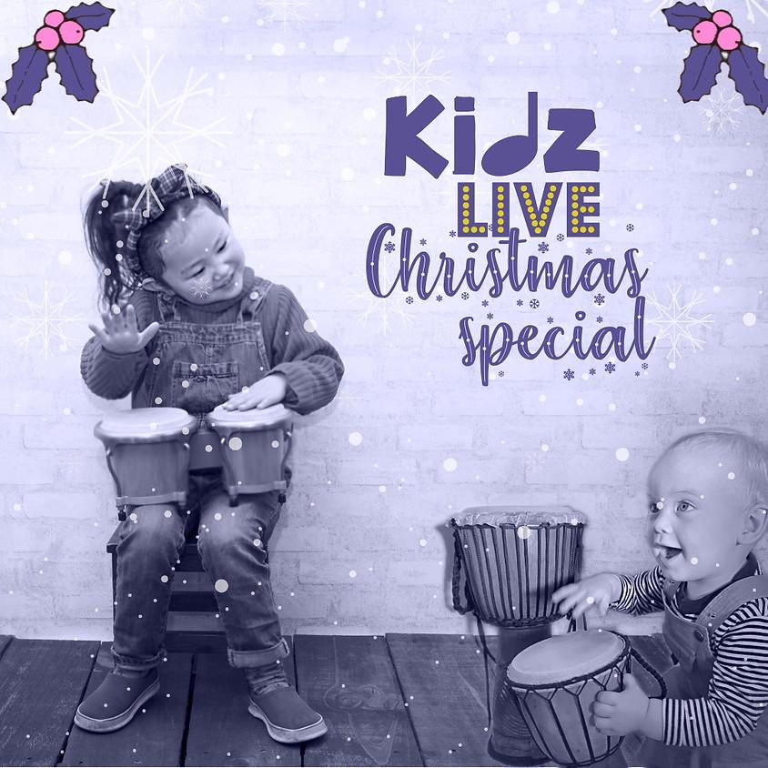Little Kidz Live Christmas Special (0-5)