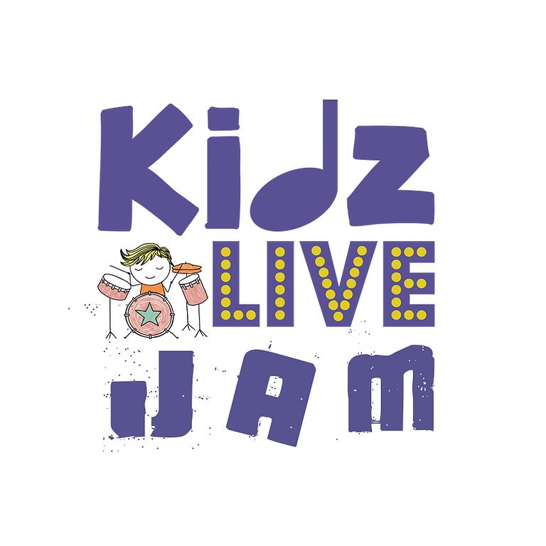 Kidz Live Jam: 1 day workshop (8-12 years)